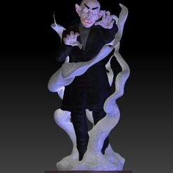 ZBrush ScreenGrab01.jpg Download STL file Vampire bb Nosferatu No. 7 • Design to 3D print, calaverd