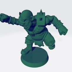 Ogro 4.jpg Télécharger fichier STL Ogre Version 4 pour BB- Ogre équipe humaine • Modèle imprimable en 3D, calaverd