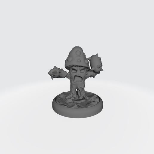 Setitas-Halfing(3).jpg Download free STL file Custom Halfling BB Equipment (Mushroom Men) • 3D printer template, calaverd