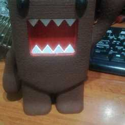 Download 3D printing designs DOMO KUN, calaverd
