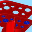 Download free 3D printer designs Hearth Make Up Holder, 3DTutto