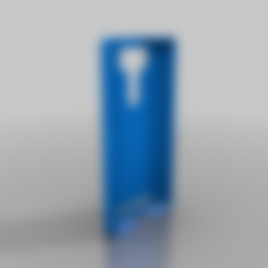 Download free STL file Zenfone 2 Laser Case • Template to 3D print, 3DTutto
