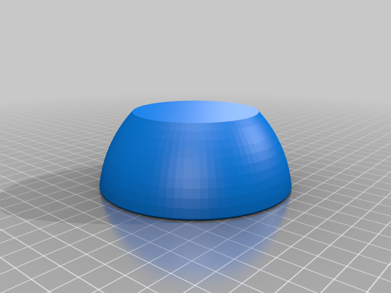bowl.png Download free STL file Bowls for the Toy Kitchen [no supports] • 3D printing model, BeInspiredwithDominic