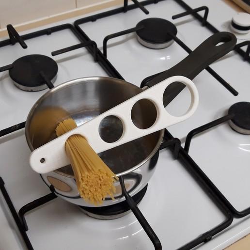 Télécharger fichier impression 3D gratuit Outil pour les portions de spaghetti, MinMunchKin