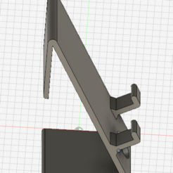 Download 3D printer templates CELL PHONE OR TABLET HOLDER, NILSN