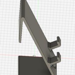 Imprimir en 3D SOPORTE PARA TELEFONO  CELULAR O TABLETA, NILSN