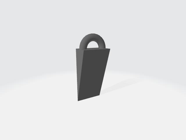 Türstopper .png Download free OBJ file Türstopper  • Template to 3D print, alexanderer40