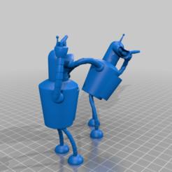 Télécharger fichier STL gratuit bender • Modèle pour impression 3D, xvdc