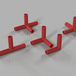 Download free STL file ANGOLARI MODULARI • 3D printer design, elementootto