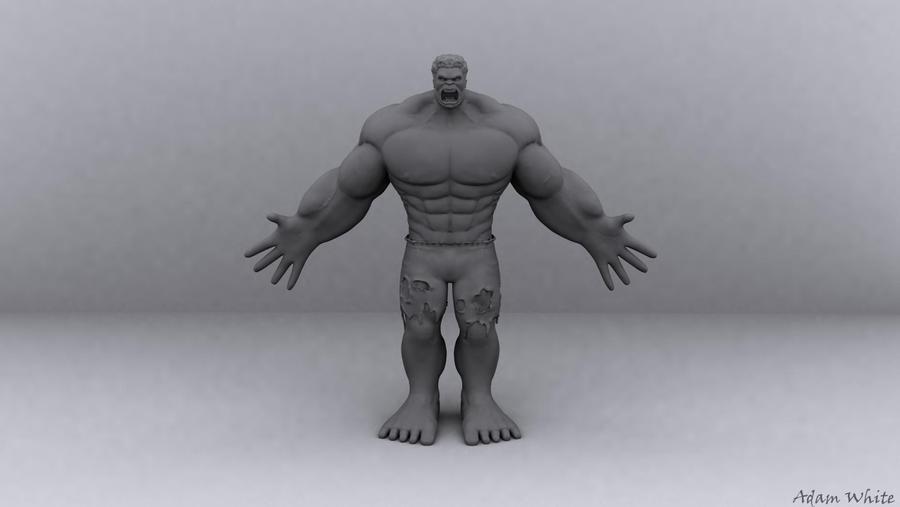 hulk.jpg Download free STL file Hero • 3D printable object, ankurpatel0427