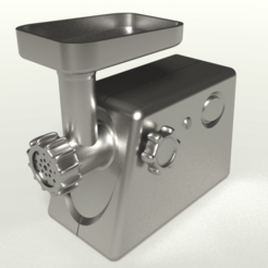 Télécharger fichier STL gratuit Broyeur à viande • Modèle imprimable en 3D, Hemn