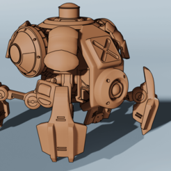 untitled.png Download STL file Widow Mine • 3D printing design, andrewhixson123087