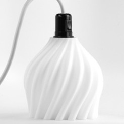 Download STL file BULB HOLDERS • Template to 3D print, dhruvagarwal01