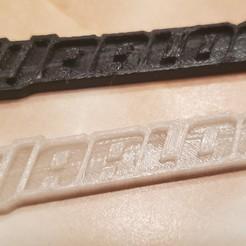 20200819_230523.jpg Download STL file Warlock Keychain • 3D printing design, HostagePotatoChips