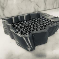 Descargar archivos 3D gratis Porta Jabón, millimetrico