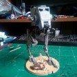Descargar modelo 3D gratis Star Wars ATST Walker - Listo para imprimir, fabricepatinescrime