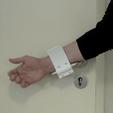 Download free 3D printer model Printed Door Opener to Help Against the Spread of Coronavirus, StopCOVID19-3D