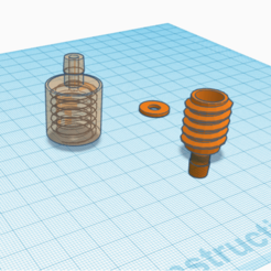 Download free STL file air filter • Template to 3D print, breizhindy