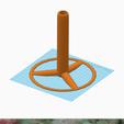 Capture d'écran 2020-05-08 10.14.29.png Download free STL file paper towel holder wipes everything • 3D printing model, breizhindy