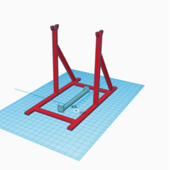 Download free STL file basic coil holder • Object to 3D print, breizhindy
