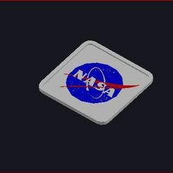 Cattura.JPG Download free STL file NASA coaster • 3D printer object, Omar_san