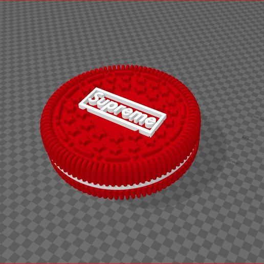 container.JPG Download free STL file Oreo container • 3D print model, Omar_san