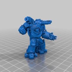 dc4127167c946c0111713b819accc136.png Download free STL file Oversized Space Traitor Gun Nut • 3D print design, Tux_M