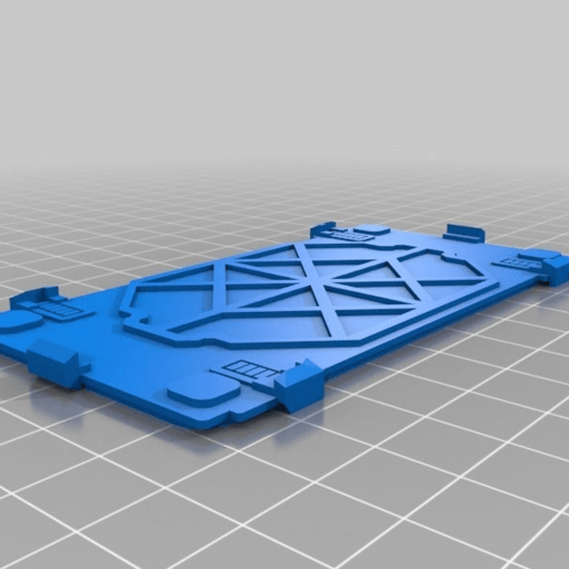 852d25f3aed3e407cd78f1b1bcb53596.png Download free STL file VMT-inspired Industrial Container remix • 3D print design, Tux_M