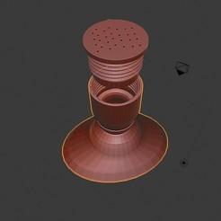 Descargar archivos 3D gratis Respirador de rosca para máscara, estudiosetnograficos11