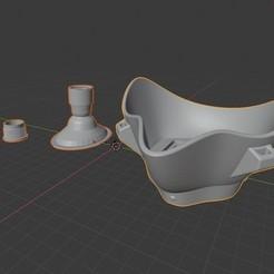 Impresiones 3D gratis Mascarilla modelo libre, estudiosetnograficos11