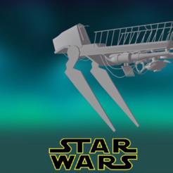 0.PNG Download STL file Star Wars , Skiff II • 3D print model, Centr3D