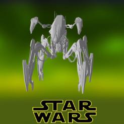 0.PNG Download STL file Star Wars , Titan Droid • 3D print design, Centr3D