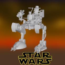 0.PNG Download STL file Star Wars , Uggernaught • 3D printer object, Centr3D
