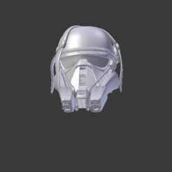 1.PNG Descargar archivo OBJ La Guerra de las Galaxias, Casco de los Soldados de la Muerte • Modelo para imprimir en 3D, Centr3D
