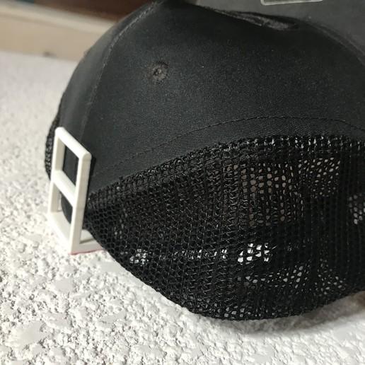 Download 3D printing designs Snapback Holder, sjgutierrez9