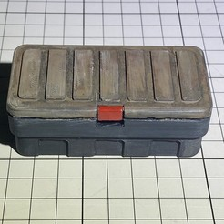 IMG_2621.jpg Télécharger fichier OBJ Boîte de rangement 1:10 RC • Design imprimable en 3D, Waffett_RC