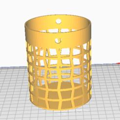 Download 3D printer designs HAY TROUGH FOR DEGUS AND GUINEA PIGS, FullMetal