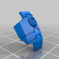 Descargar modelos 3D gratis Gue'Ron'Vesa - Set 2 - Pauldrones pequeños y la variante del Reiver, El_Mutanto
