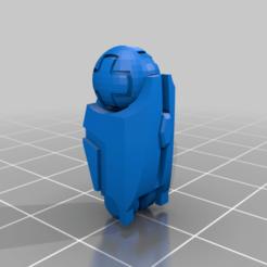 Télécharger fichier impression 3D gratuit XV-8 Alterner les jambes longues ARMÉES, El_Mutanto