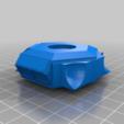 Download free 3D printing templates PL-062 Walker Heavy Tank, El_Mutanto