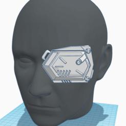 cMgqVyc.png Télécharger fichier STL gratuit L'oculaire du colonel Muthageir • Modèle imprimable en 3D, El_Mutanto