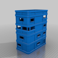 2874d359c759070403d94aab1ace9ace.png Download free STL file Sci Fi Modular Housing Unit / Building • 3D printable design, El_Mutanto