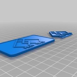 Download free 3D printer model Frey Tech Logos, El_Mutanto