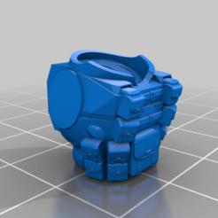 Descargar archivos 3D gratis Gue'Ron'Vesa - Kit de actualización de la botica, El_Mutanto