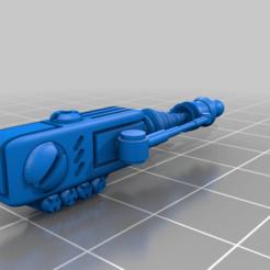 Descargar modelos 3D gratis Gue'Ron'Vesa - Kit de actualización de la Techmarine - Piezas adicionales, El_Mutanto