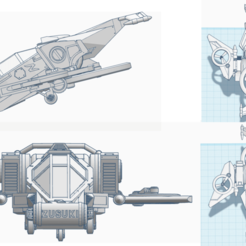 VTOL_technical.png Download free STL file Zusuki Vespid VTOL • Object to 3D print, El_Mutanto