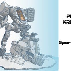 "_krogulec.png Download free STL file PL-075 ""Krogulec"" - The Sparrowhawk • 3D printing template, El_Mutanto"