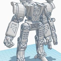 Download free 3D printing files Codename Phobos [updated], El_Mutanto