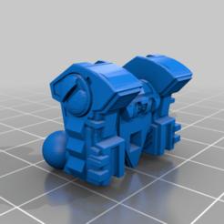 Descargar diseños 3D gratis Gue'Ron'Vesa - Kit de actualización de la Techmarine, El_Mutanto
