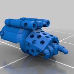 Descargar diseños 3D gratis Gue'Ron'Vesa - Pack de armas 2 - Armas de combate cuerpo a cuerpo (y algunas más), El_Mutanto